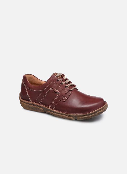 Sneaker Josef Seibel Neele 44 rot detaillierte ansicht/modell
