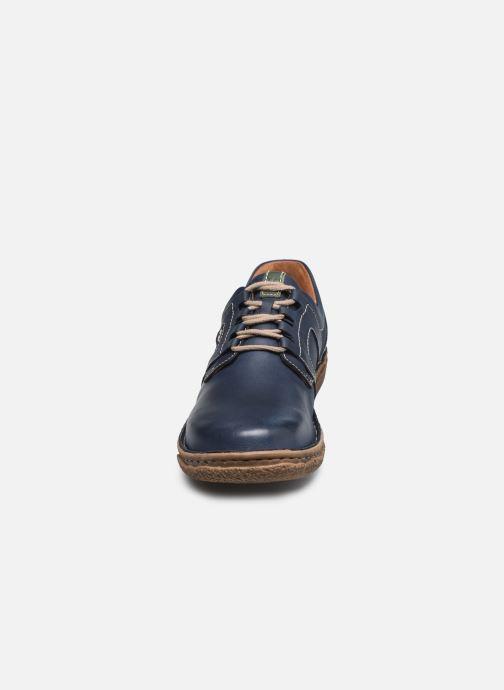 Sneakers Josef Seibel Neele 44 Azzurro modello indossato