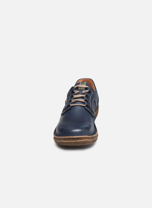 Sneaker Josef Seibel Neele 44 blau schuhe getragen