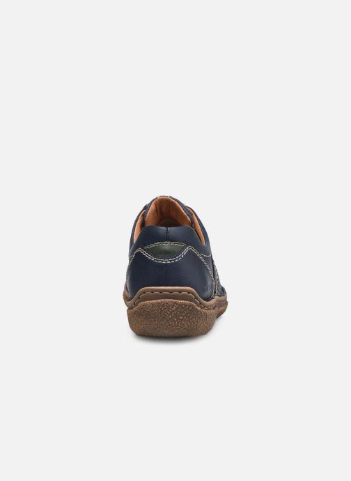 Sneakers Josef Seibel Neele 44 Azzurro immagine destra