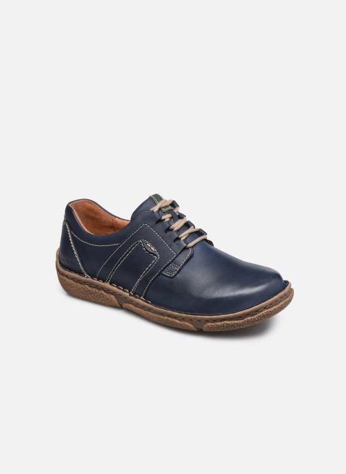 Sneakers Josef Seibel Neele 44 Blå detaljeret billede af skoene