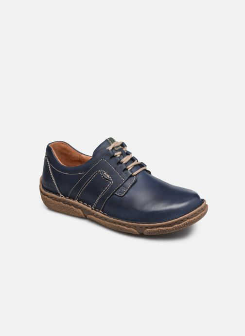 Sneaker Josef Seibel Neele 44 blau detaillierte ansicht/modell