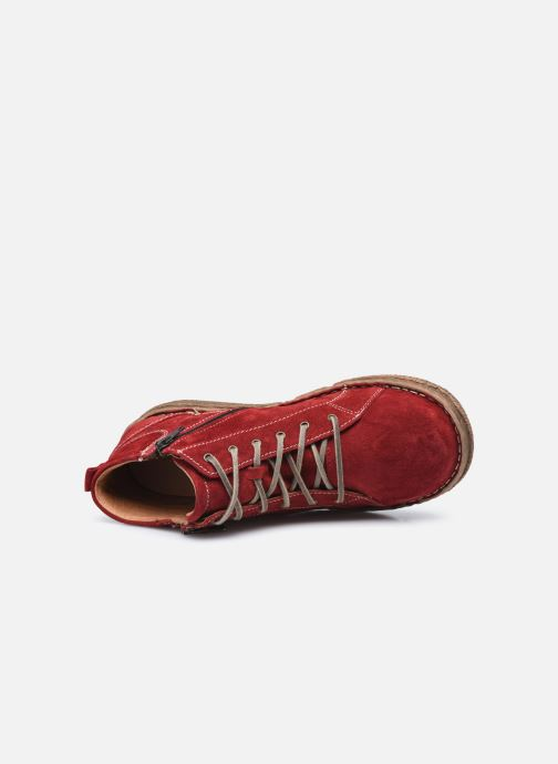 Sneakers Josef Seibel Neele 51 Rød se fra venstre