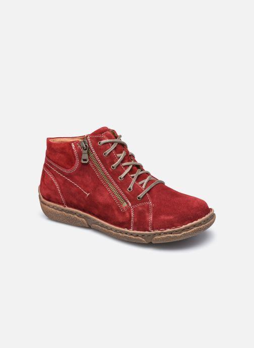 Sneakers Josef Seibel Neele 51 Rød detaljeret billede af skoene