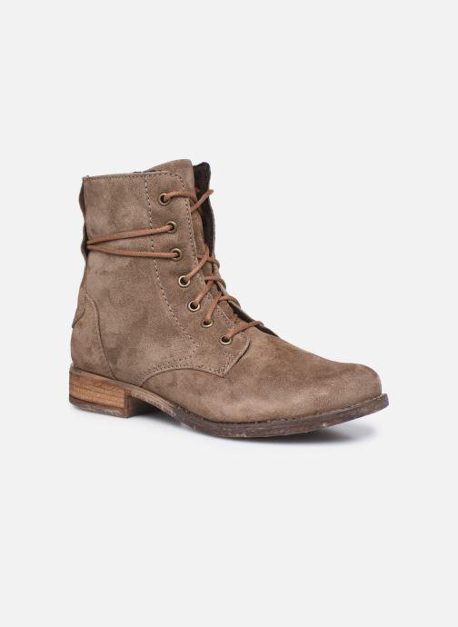 Ankelstøvler Josef Seibel Sienna 70 Brun detaljeret billede af skoene