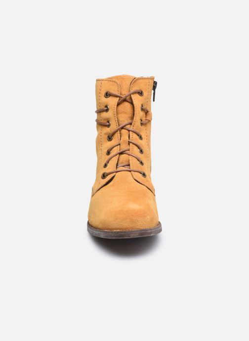 Stiefeletten & Boots Josef Seibel Sienna 70 gelb schuhe getragen
