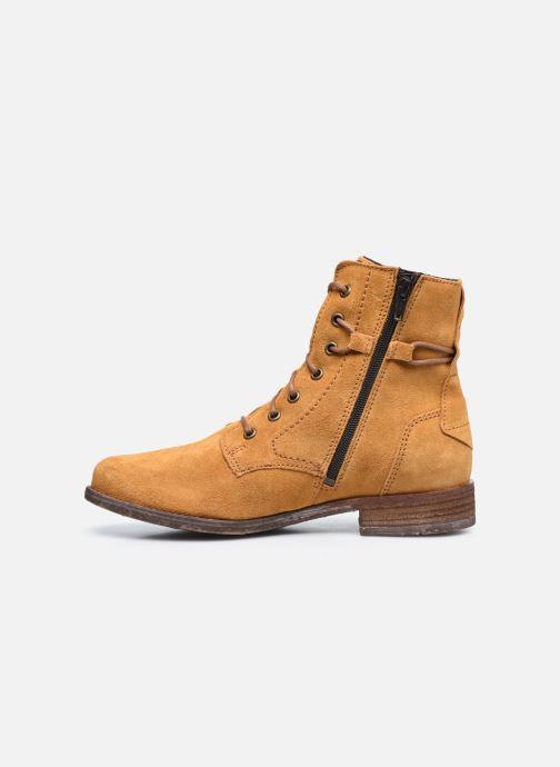 Stiefeletten & Boots Josef Seibel Sienna 70 gelb ansicht von vorne