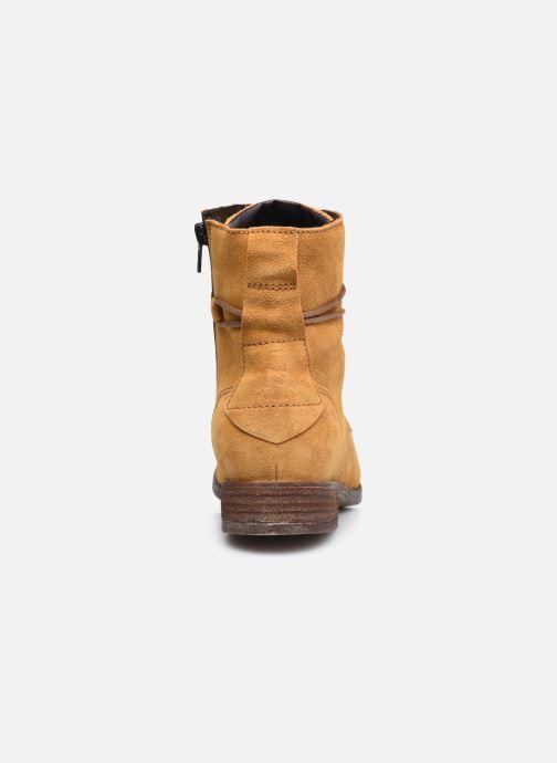 Stiefeletten & Boots Josef Seibel Sienna 70 gelb ansicht von rechts