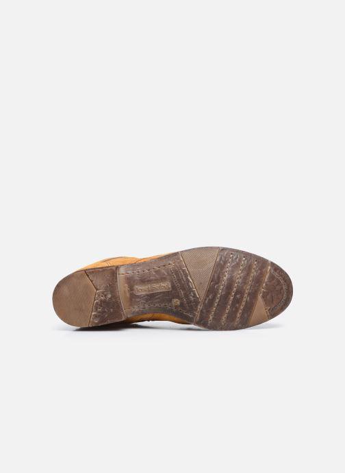 Stiefeletten & Boots Josef Seibel Sienna 70 gelb ansicht von oben