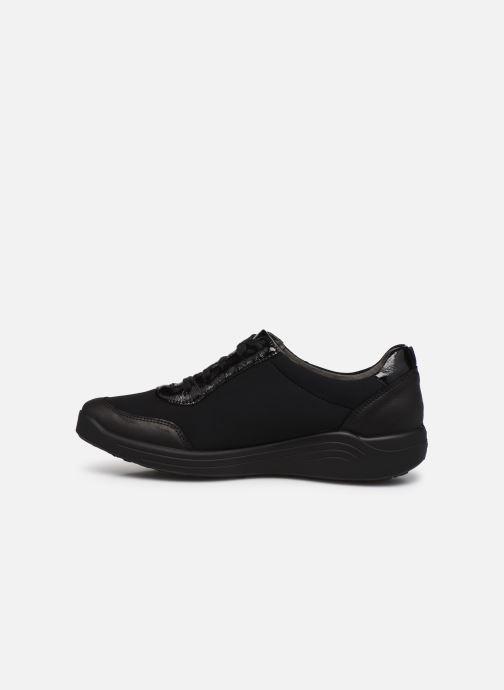 Sneaker Romika Montpellier 02 schwarz ansicht von vorne