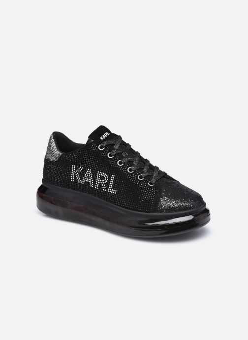 Kapri Kushion Karl Logo Lo Lace