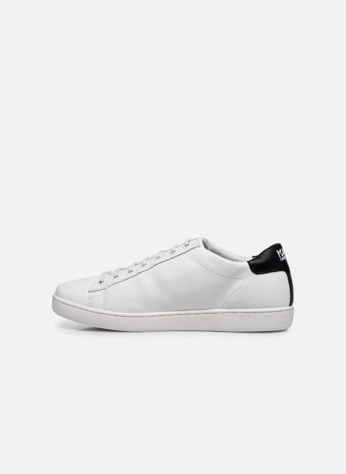 Karl Lagerfeld Kupsole Ii Maison Lace - Blanc (white Lthr)