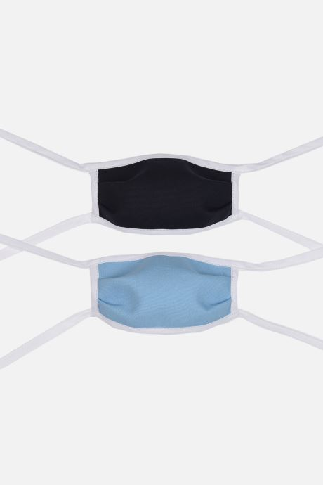 Divers Berthille 2 Masques Garcon Catégorie 1 - norme AFNOR - Multicolore vue droite