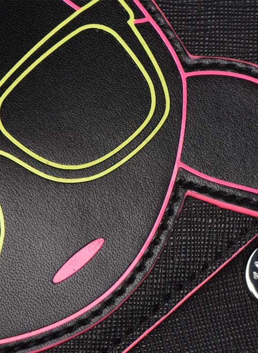 Sacs à main Karl Lagerfeld K/Ikonik Neon Crossbody Noir vue gauche