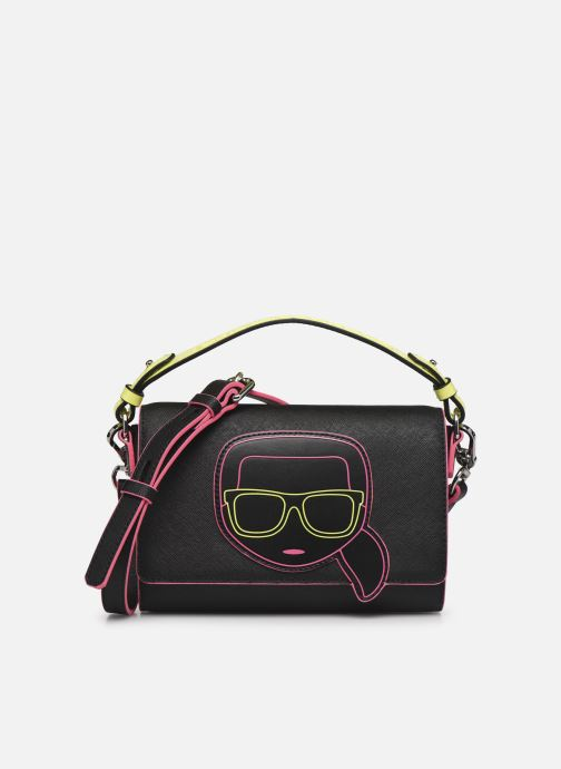Sacs à main Karl Lagerfeld K/Ikonik Neon Crossbody Noir vue détail/paire