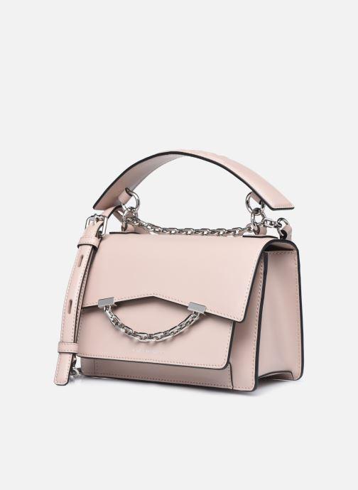 Handtaschen KARL LAGERFELD K/Karl Seven Shoulderbag rosa schuhe getragen