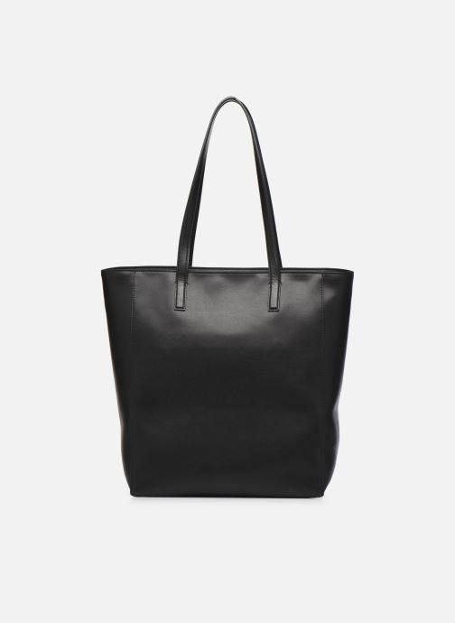 Handtassen Karl Lagerfeld K/Ikonik Soft Tote Zwart voorkant