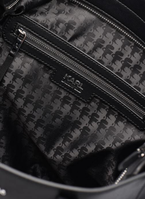 Handtassen Karl Lagerfeld K/Ikonik Soft Tote Zwart achterkant