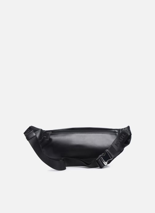 Bolsos de mano Karl Lagerfeld Rue St Guillaume Bumbag Negro vista de frente