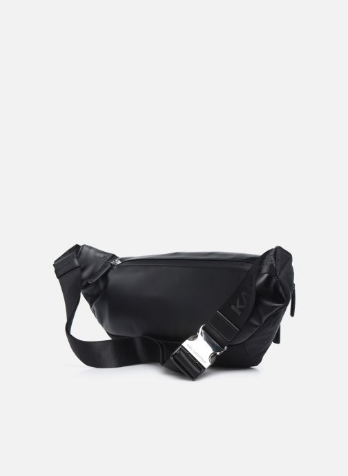 Bolsos de mano Karl Lagerfeld Rue St Guillaume Bumbag Negro vista lateral derecha
