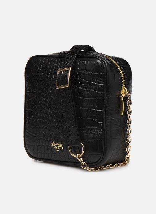 Bolsos de mano Louvreuse Niki Mini Negro vista del modelo
