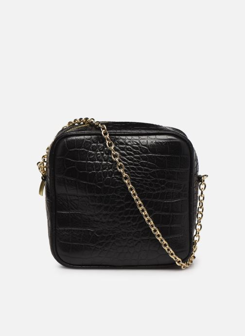 Handtassen Louvreuse Niki Mini Zwart voorkant
