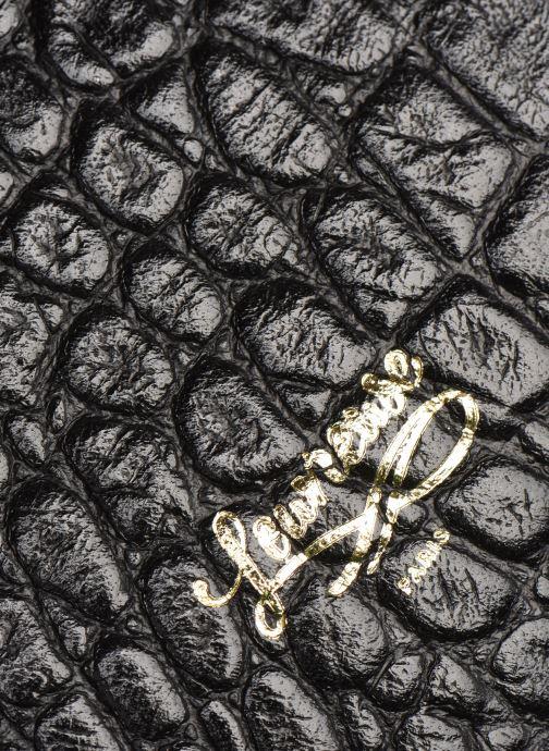 Bolsos de mano Louvreuse Niki Mini Negro vista lateral izquierda