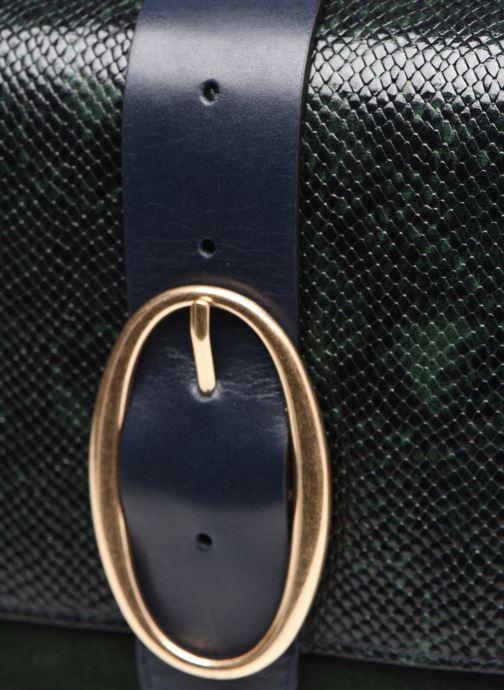 Bolsos de mano Vanessa Bruno Iris Epaule Pm Verde vista lateral izquierda