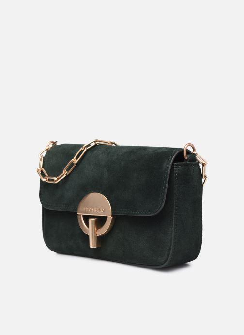 Handtaschen Vanessa Bruno Moon Rigide grün schuhe getragen