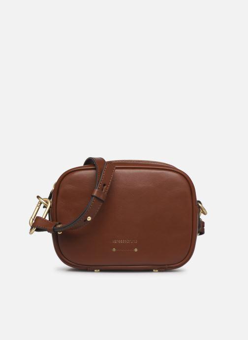 Handtaschen Vanessa Bruno Holly Crossbody braun detaillierte ansicht/modell