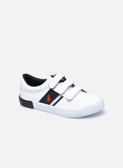 Sneaker Polo Ralph Lauren Gregot EZ weiß detaillierte ansicht/modell