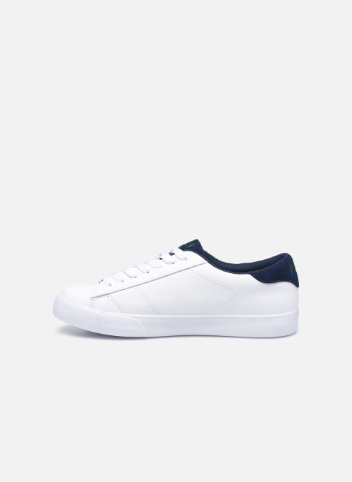 Sneakers Polo Ralph Lauren Theron III Wit voorkant