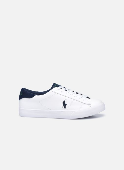Sneakers Polo Ralph Lauren Theron III Wit achterkant