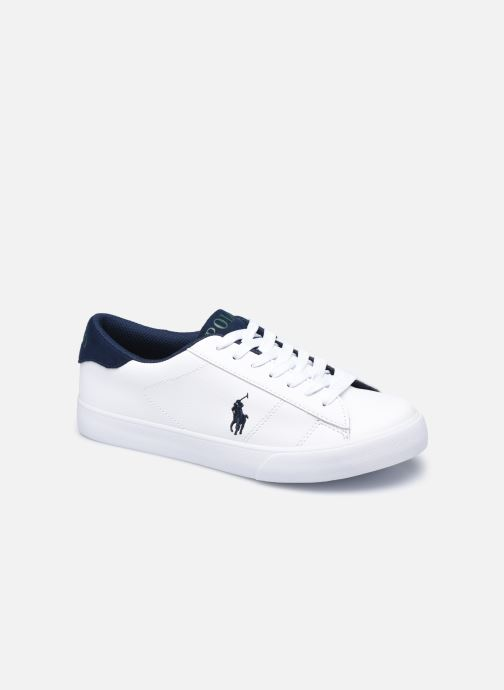 Sneakers Polo Ralph Lauren Theron III Wit detail