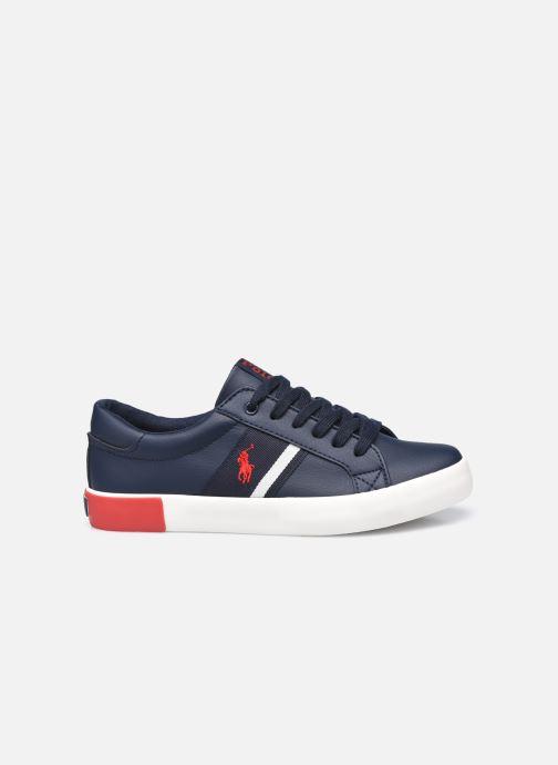 Sneakers Polo Ralph Lauren Gregot Blauw achterkant