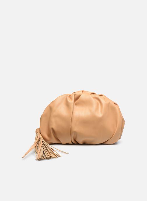 Mini Bags Rebecca Minkoff Ruched Clutch braun detaillierte ansicht/modell