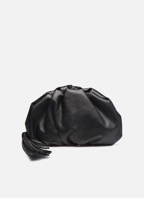 Sacs pochettes Rebecca Minkoff Ruched Clutch Noir vue détail/paire