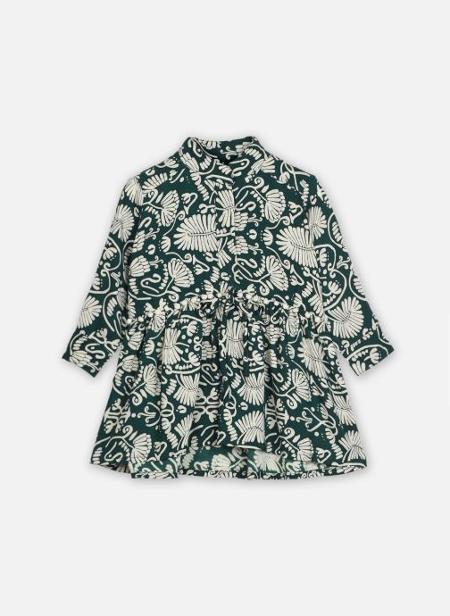 Vêtements Bakker Made With Love Dress Louison Végétal Vert vue détail/paire
