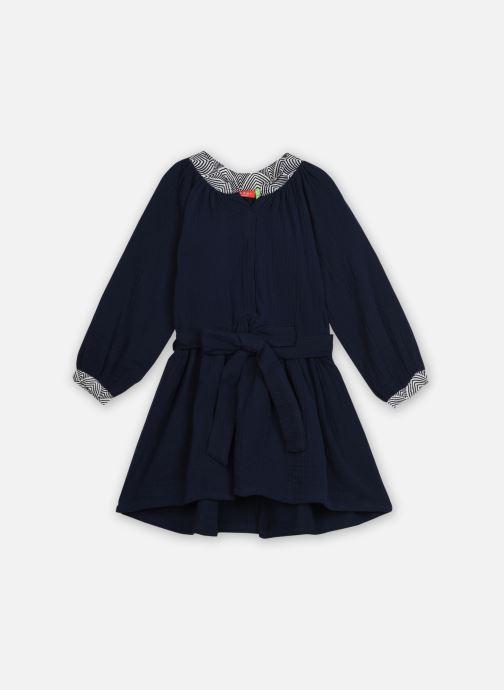 Vêtements Bakker Made With Love Dress Anis Bleu vue détail/paire