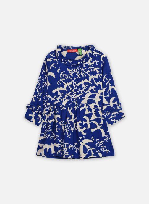 Vêtements Bakker Made With Love Dress Charlotte miro blue Bleu vue détail/paire