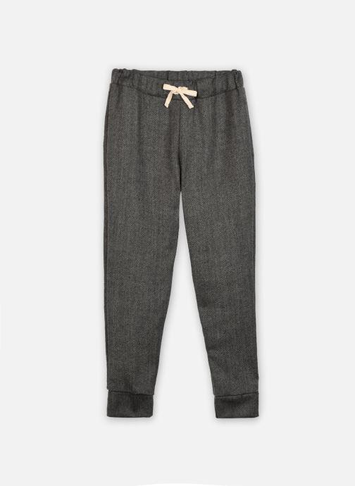 Vêtements Bakker Made With Love Pant Jogging Bruce Wool Gris vue détail/paire