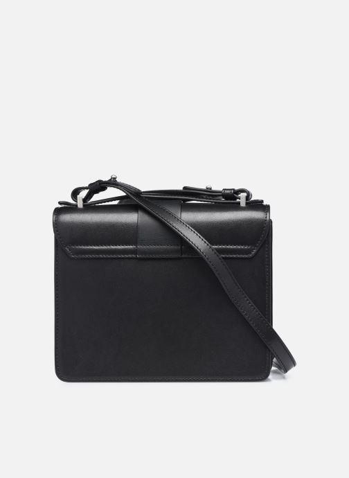 Sacs à main Vivienne Westwood Rodeo Small Shoulder Bag Noir vue face