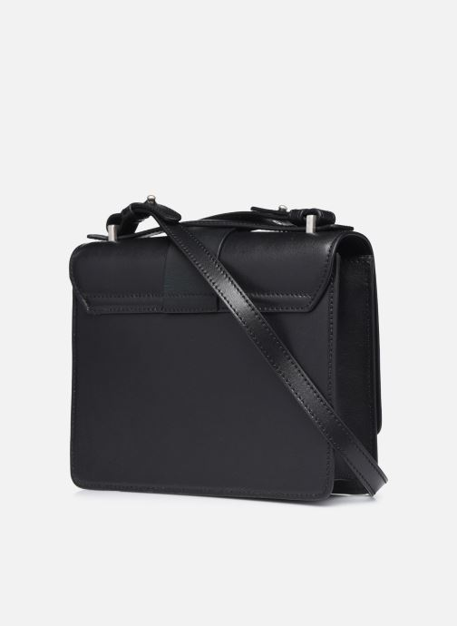 Sacs à main Vivienne Westwood Rodeo Small Shoulder Bag Noir vue droite