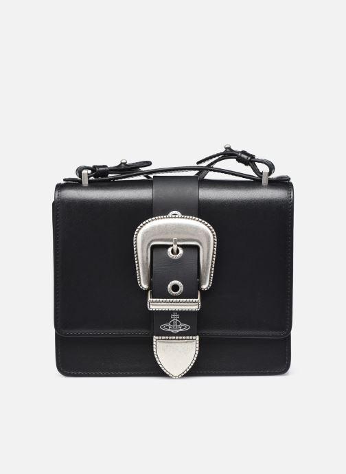 Sacs à main Vivienne Westwood Rodeo Small Shoulder Bag Noir vue détail/paire