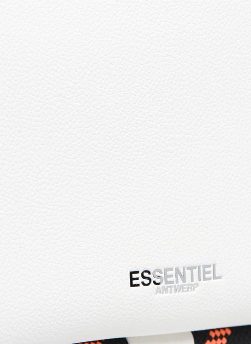 Bolsos de mano Essentiel Antwerp Wilma Shopper Blanco vista lateral izquierda