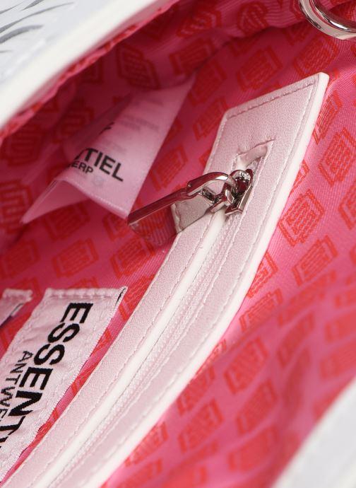 Sacs à main Essentiel Antwerp Wonderwoman Fringe Belt Bag Blanc vue derrière
