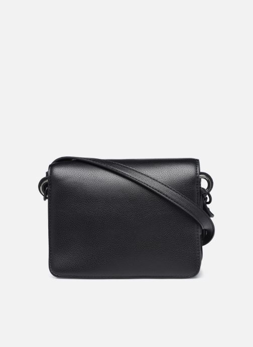 Bolsos de mano Essentiel Antwerp Washing Negro vista de frente
