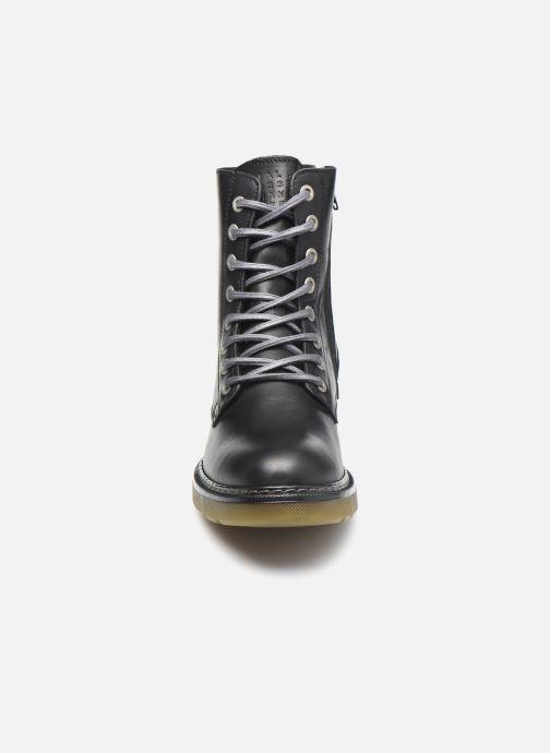 Bottines et boots Bullboxer 892M82701G Noir vue portées chaussures