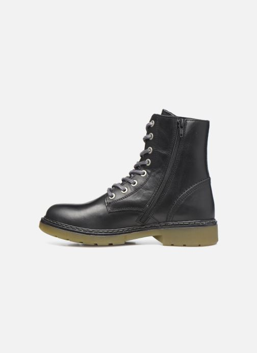 Bottines et boots Bullboxer 892M82701G Noir vue face