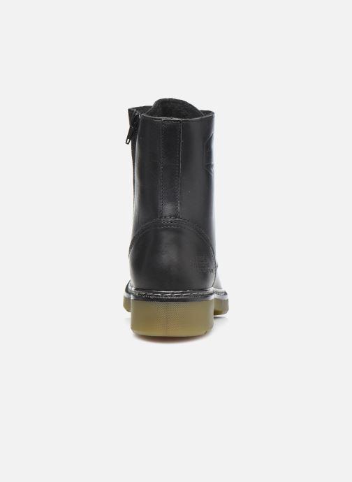 Bottines et boots Bullboxer 892M82701G Noir vue droite